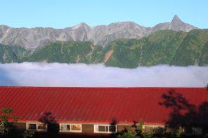 常念岳への登山ルート・難易度