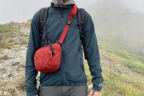【レビュー】マウンテンハードウェア 軽量ソフトシェルジャケット 登山でのミドル~アウターに使いやすい