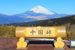 箱根山塊の南端に位置する岩戸山