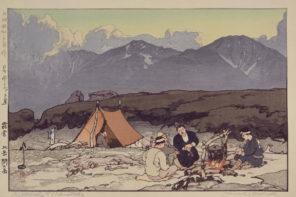 名峰や日本の風景の木版画作品を一挙紹介『没後70 年 吉田博展』