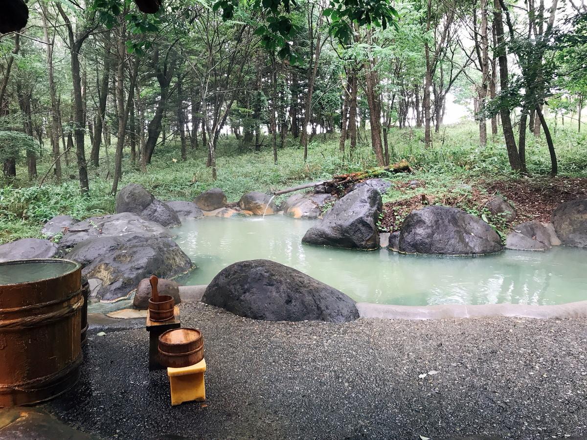 縄文天然温泉尖石の湯