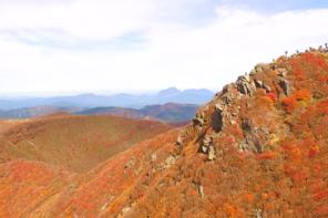 大分県の秋の山旅 おすすめの紅葉・グルメ情報