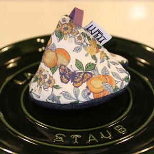 山型鍋つかみ