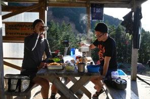 赤岳鉱泉をベースに楽しむ八ヶ岳登山