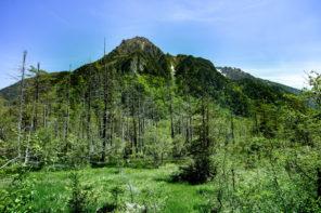上高地から前穂・奥穂高岳への登山ルート・難易度