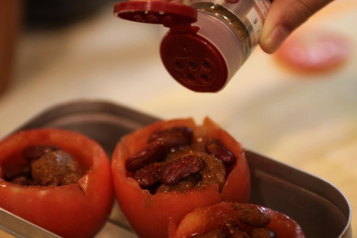メスティン トマト