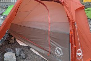 ビッグアグネスのテント『コッパースプール HV UL 1』快適性&軽量性に長けたモデル