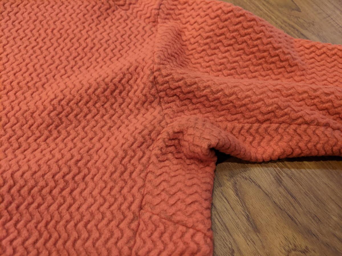 パタゴニア R 1エア フルジップフーディーの縫製