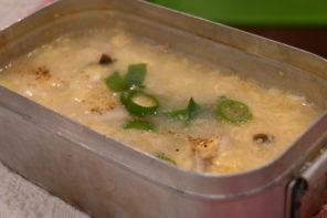 メスティンで作る美味しいスープ スーラータン