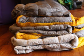 シートゥーサミットの暖かなシュラフ『スパーク SP 4』厳冬期におすすめ