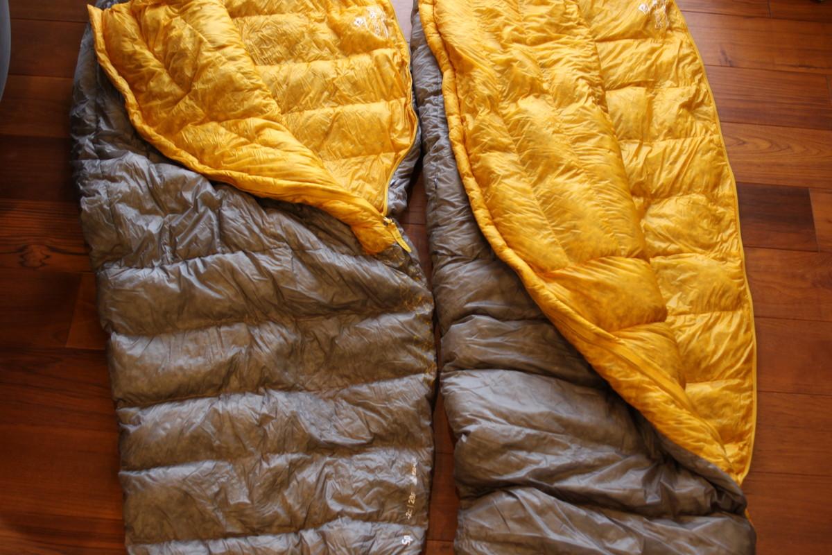 シートゥーサミット 寝袋