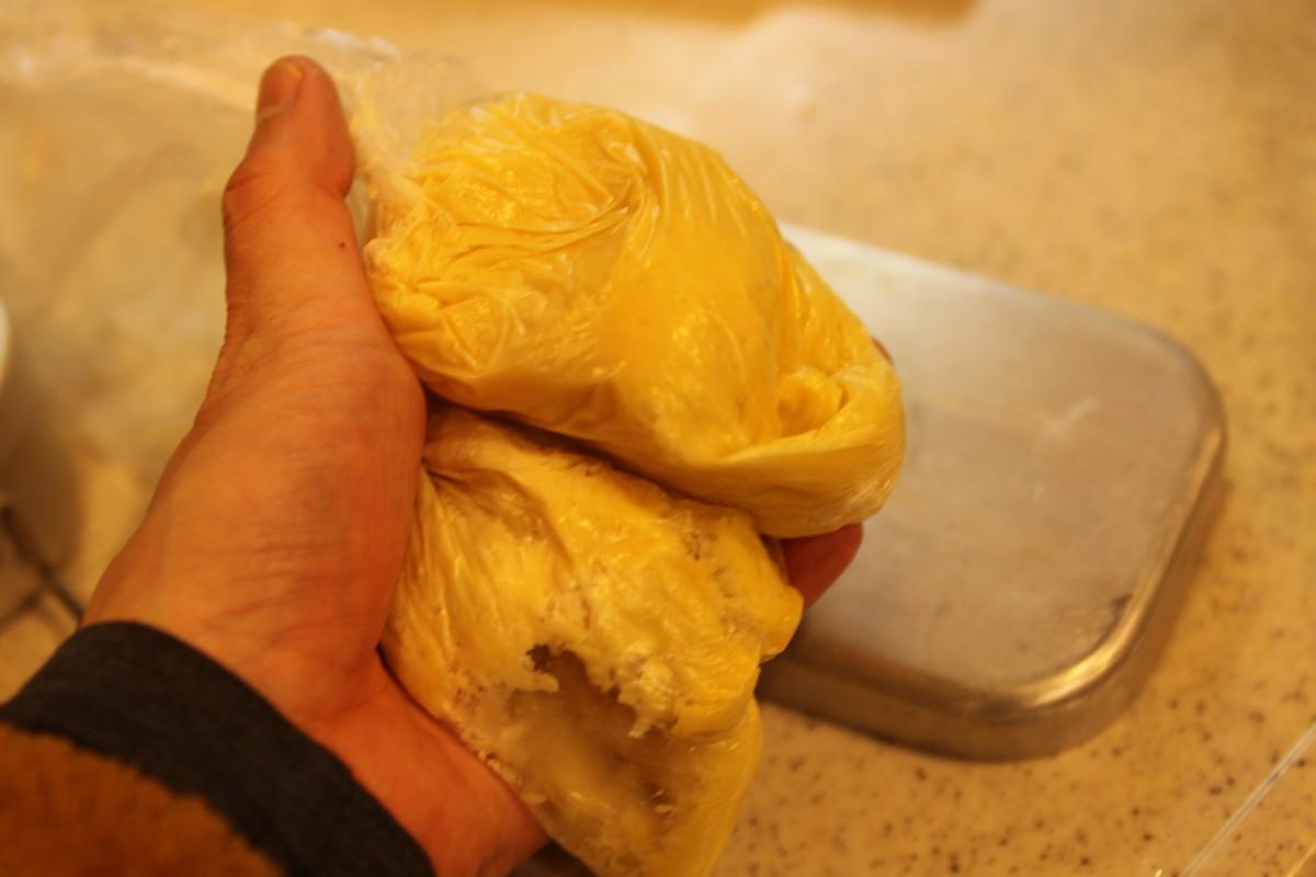 メスティン デザート レシピ パンケーキ 材料 レシピ1