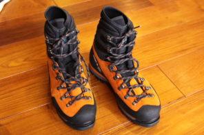 【レビュー】モンブランプロ GTX-冬山登山に最適な登山靴
