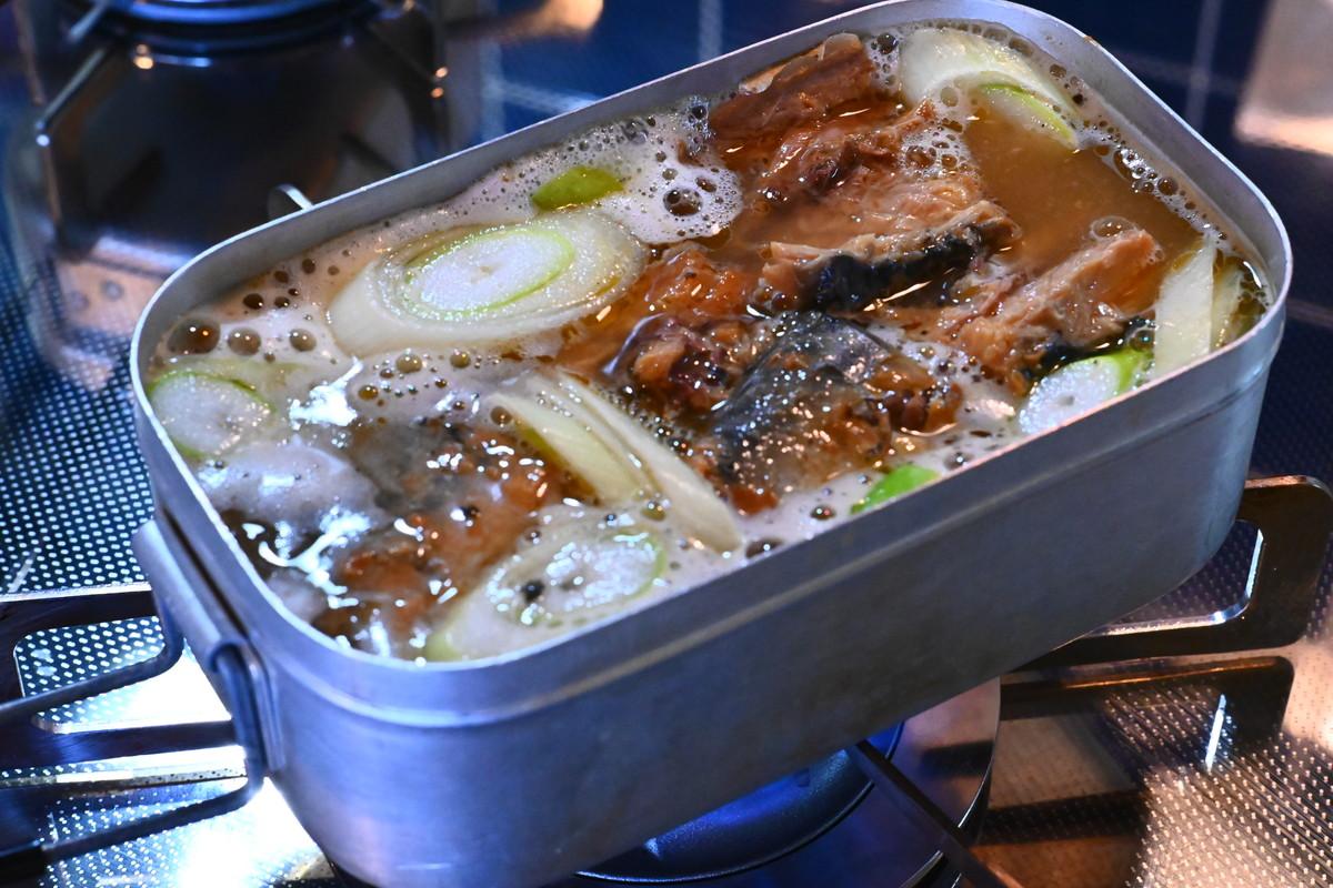 メスティンレシピ 缶詰 炊き込みご飯 レシピ5