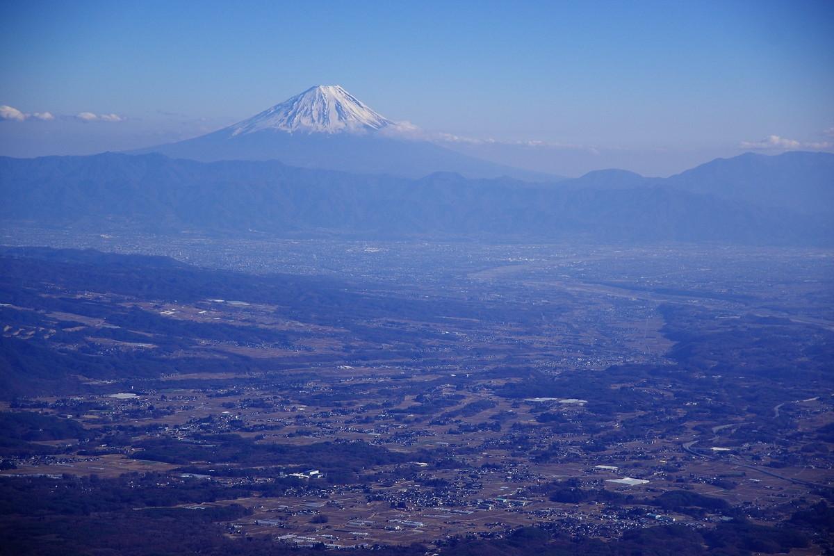 富士山 眺望