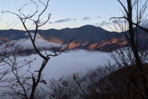 雲取山から甲武信ヶ岳-3日間の登山ルート・難易度