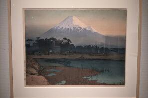 東京都美術館『吉田博展』3/28まで開催中!登山と木版画の融合