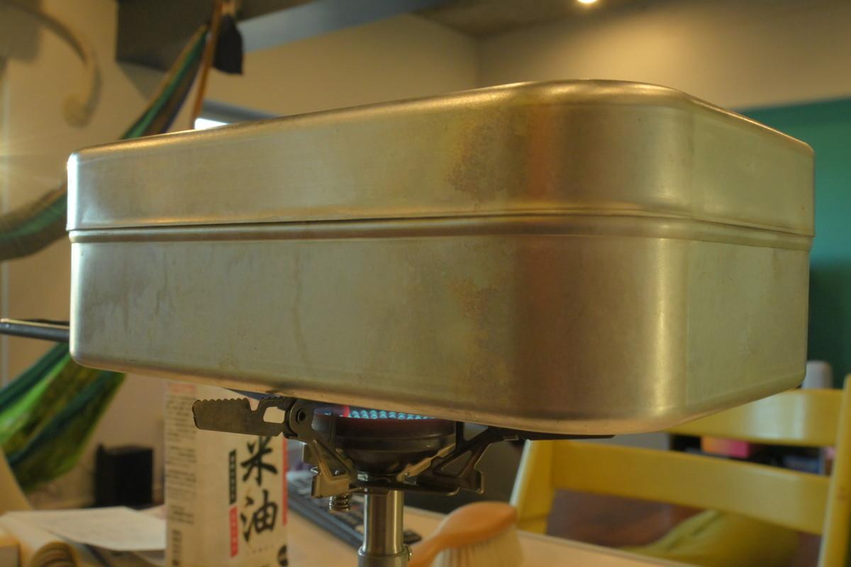 ラージメスティン山ごはんレシピ−キムチ鍋 レシピ5