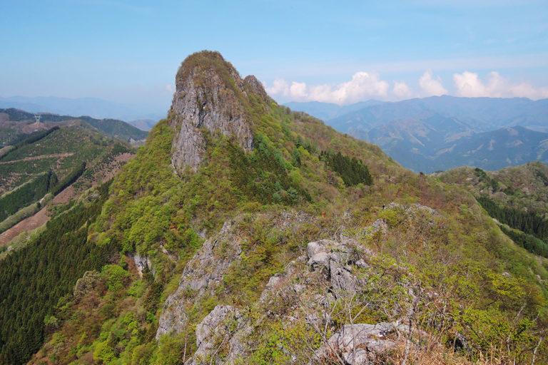 二子山の登山