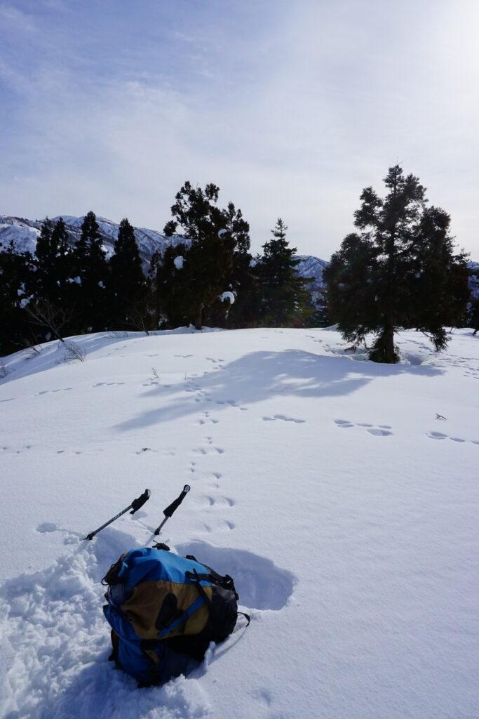 冬の登山 装備
