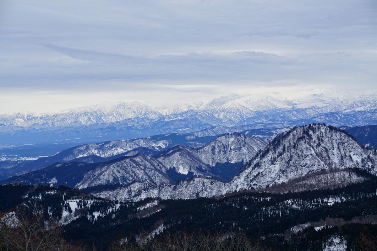 冬の登山 メンタル