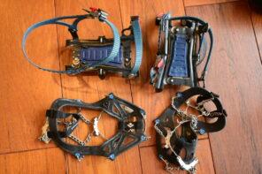 軽アイゼンとチェーンスパイクの違い-登山における重要装備の知識
