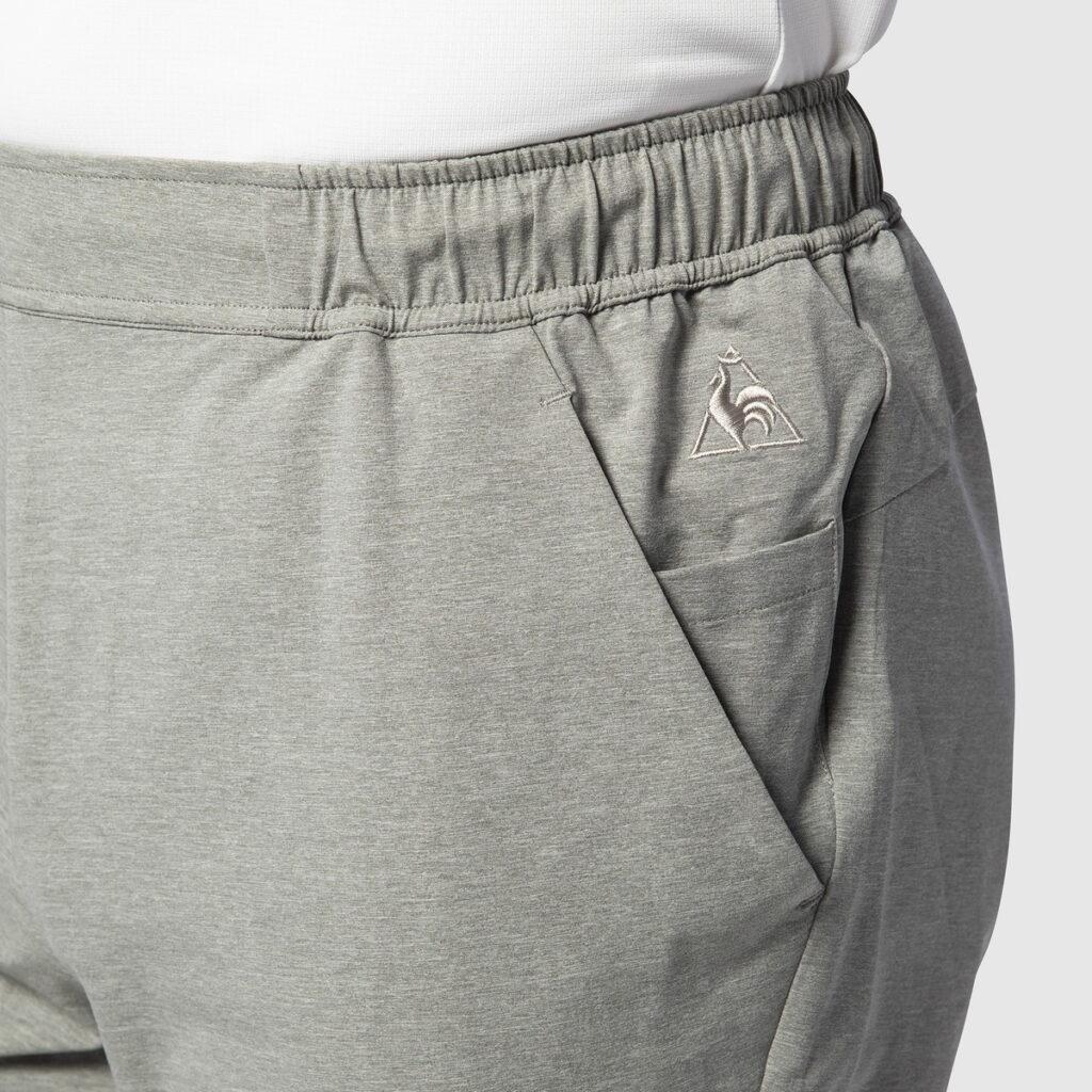 ルコックスポルティフ「Air Stylish Pants」シルエット