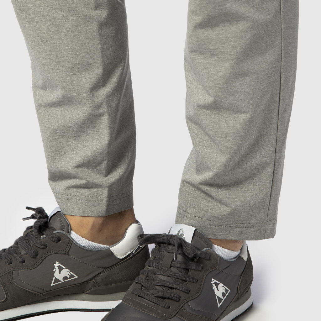 ルコックスポルティフ「Air Stylish Pants」裾