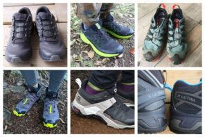 サロモン-おすすめ登山靴~歴代登山靴の進化~