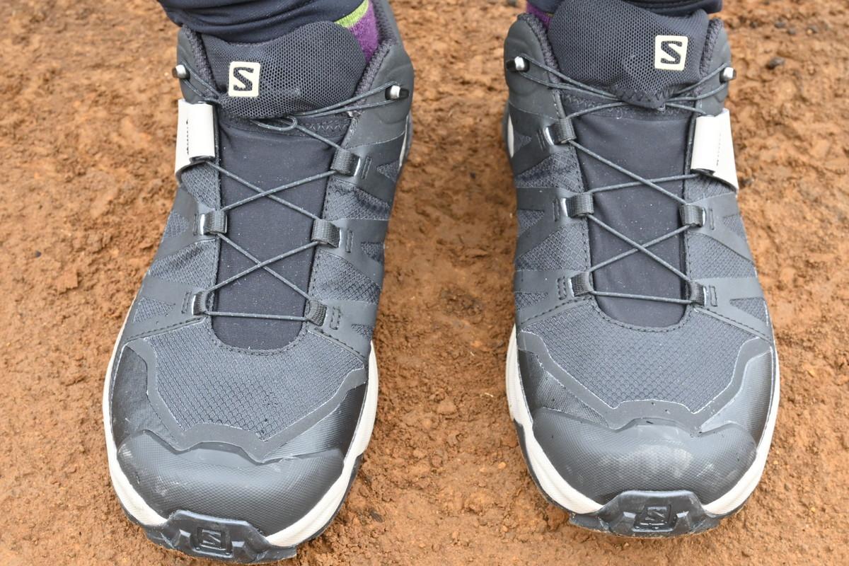 登山靴-サロモン X Ultra 4