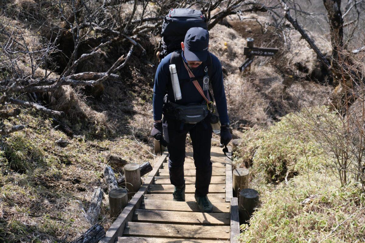 登り優先とは