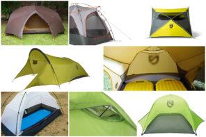 ニーモ・イクイップメントのテント-登山、バイクパッキング、キャンプ別テントの魅力
