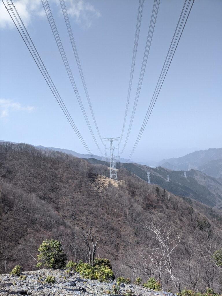 奥武蔵 名栗湖トレイルラン