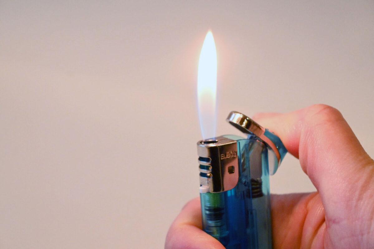 電子式ライター