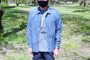 【レビュー】山と道ULシャツ-シャツスタイルの快適性と特徴