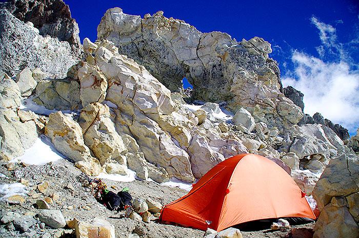 アライテント・エアライズ 登山用テント