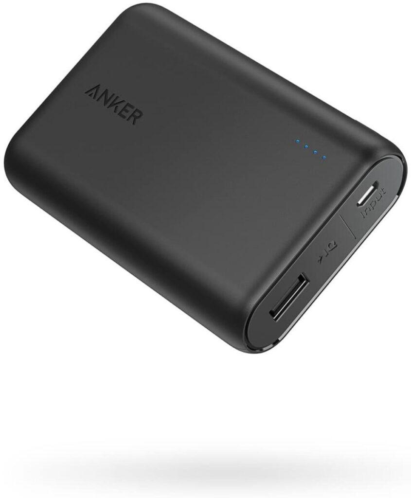 モバイルバッテリー Anker PowerCore 10000