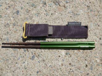 モンベル スタックイン 野箸