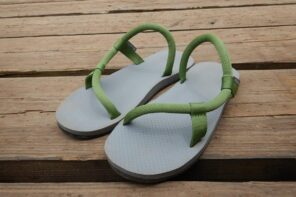 mont-bell ソックオンサンダル-心地良いサイズ感と靴下でも履けるサンダルをレビュー!