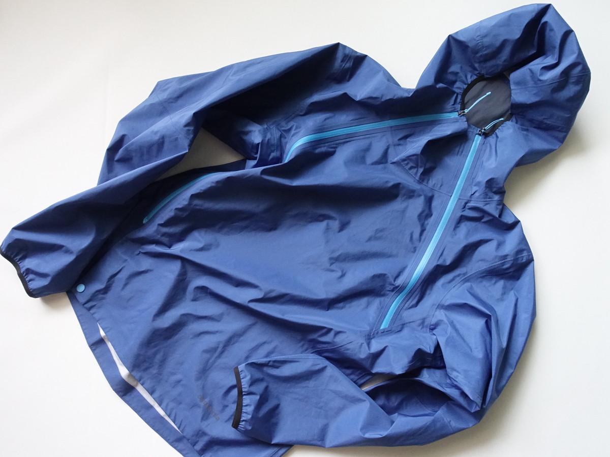 パタゴニア ストーム・レーサー・ジャケット-トレランにおすすめレインジャケット