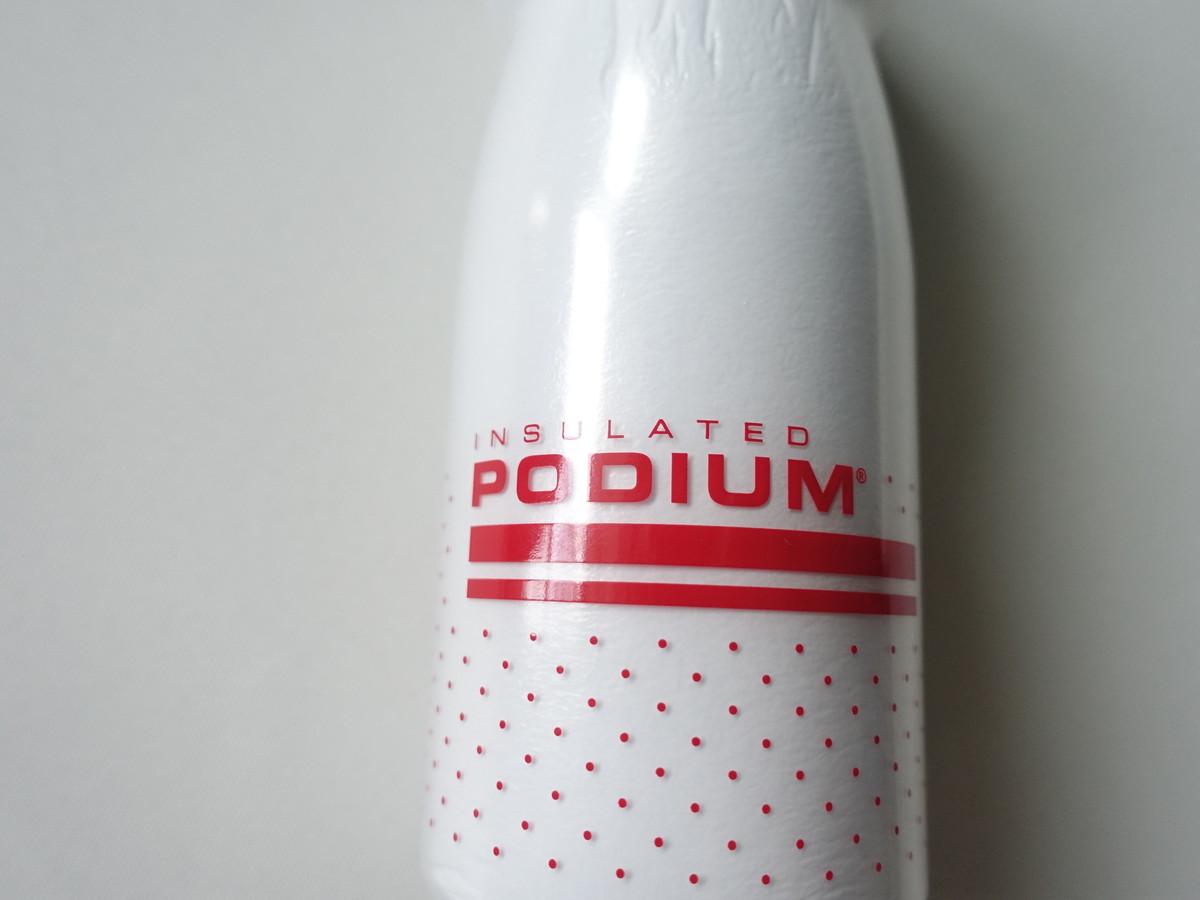 保温力 キャメルバック ポディウムチル
