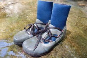mont-bell サワーシューズ−フェルトソールで快適な沢靴をレビュー!