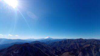 低山のおすすめ 丹沢 塔ノ岳