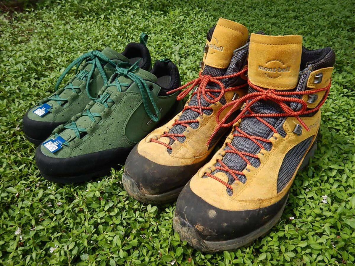 登山靴 おすすめ ローカット ハイカット