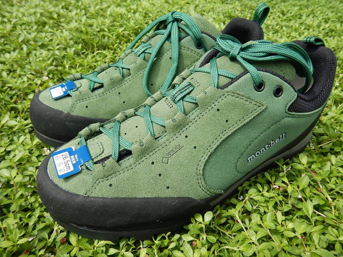 登山靴 おすすめ クラッグステッパー モンベル
