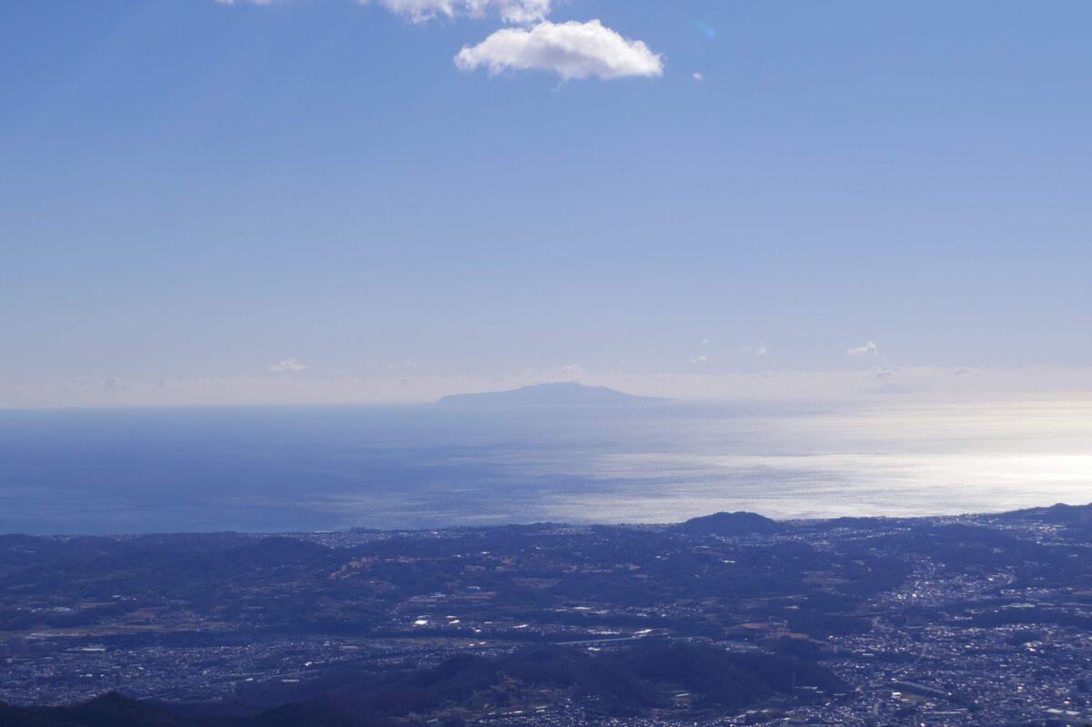 大山 登山 おすすめ 伊豆大島