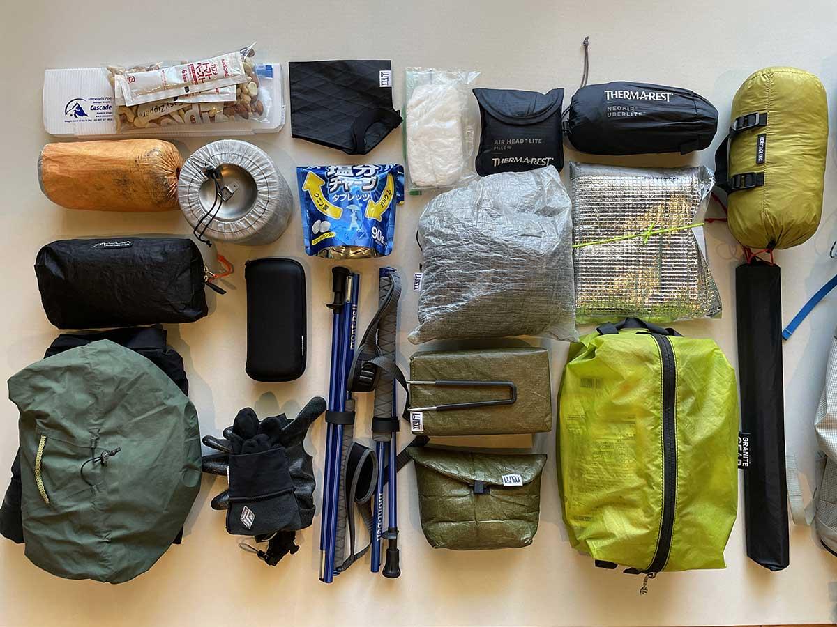 登山で必要な持ち物-初心者も安心
