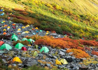 テント泊登山-必須装備の選び方