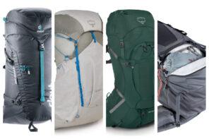 【初心者向け】テント泊登山用ザックの選び方-おすすめザック