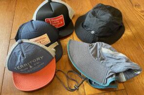 登山帽子の役割と特徴-おすすめのおしゃれ帽子